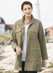 Jacket by Ulla Popken